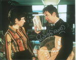 Rodney Bewes. Brigit Forsyth (The Likely Lads) - Genuine Signed Autographs 10183